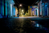 Night scene - Trinidad, Cuba