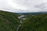 View from Denali Star, Alaska Railroad
