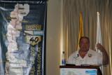 El Instituto Nacional de Promoción Turística Argentina (INPROTUR) y Emilio Scotto,  promocionan el Desafío Ruta 40. En Colombia