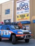 Roco4x4 con Emilio Scotto en el Continente Americano promocionando Argentina