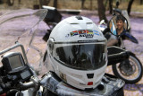 Nolan helmets & Emilio Scotto traveling in South Africa