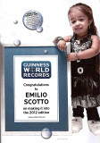 Emilio Scotto - Guinness Book of World Records 2012