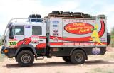 Emilio Scotto Ezeiza Dakar 2012