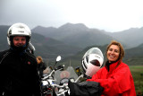 Mario & Fabiana traveling through China with Emilio Scotto
