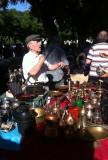 Flea market in Jerez de la Frontera