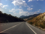 Driving in Andalucía