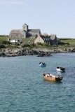 Abbey on Isle of Iona