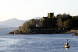 Castle in Oban