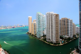 Miami River meets Biscayne Bay