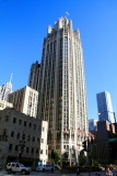 The Tribune building, Chicago