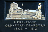 Old Fort Dearborn location, Chicago