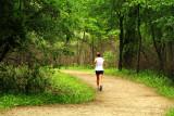 Hiking Trail, Chain O' Lakes State Park, IL