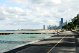 Chicago Lake Front Trail - Fullerton Beach to North Avenue Beach