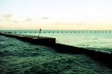 Lake Michigan, North Avenue Beach, Chicago, IL