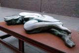 Bronze Woman IV, Thomas Schutte, Minneapolis Sculpture Garden