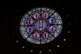 Rose window, Cathedral of St.Paul, Summit Hill, St.Paul