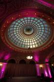 Chicago Cultural Center, Preston Bradley Hall, Tiffany Dome - Open House Chicago 2011