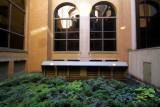 Chicago Cultural Center - Gertrude Benstein Memorial Garden - Open House Chicago 2011
