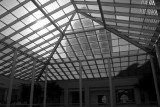 Santa Fe Building, Chicago - Open House Chicago 2011, Black and White
