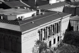 Art Institute of Chicago - view from Santa Fe Building