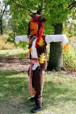 Morton Arboretum - Captain Scarecrow