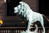 Art Institute Lion, Chicago
