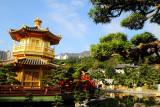 Pavilion of Perfection, Chi Lin Nunnery, Nan Lian Garden, Diamond Hill, Kowloon, Hong Kong