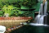 Waterfalls, Chi Lin Nunnery, Nan Lian Garden, Diamond Hill, Kowloon, Hong Kong