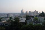 Cincinnati - a view from Mount Adams