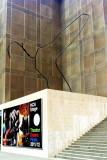 Blackbird, Hanger installation by Mark Handforth, Museum of Contemporary Art, Chicago
