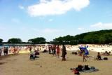 Ohio Street beach, Streeterville, Chicago