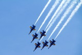 Chicago Air and Water Show 2012 - US Navy Blue Angels