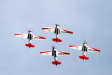 Chicago Air and Water Show 2012 - Aeroshell team
