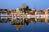 Hema Pushkarni with Sri Kumbeshwara Temple, Kumbakonam, India