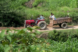 Tractor trolly