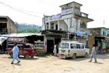 Minibus stop