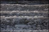 Waves of packice near Grönhögen