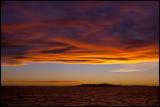Evening light at Hinlopen