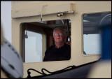 Our captain Ingemar
