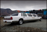Limo and snow-mobile - everything you need at Svalbard !!!