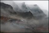 Old coalmine near Longyearbyen