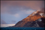 On the westcoast of Spitsbergen