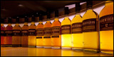 A selection of Auchentoshan whisky