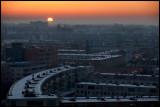 -11 degrees Centigrades in Rotterdam