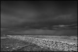 Thunderstorm building up over Allvaret - Öland