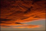 Evening clouds over Kalmarsund