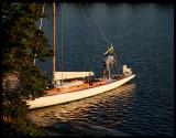 Laurinbuilt sailer - Stockholm arichpelago