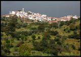 The small village of  Segura in Portugal (close to Spanish border)