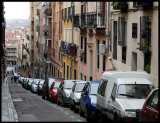 Madrid streets - a parking experience....