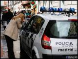 Madrid local police